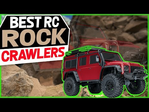 Best Rc Rock Crawlers | This Years Top RC Trail And Crawling Trucks