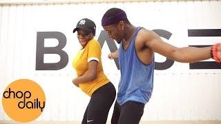 Wande Coal   So Mi So (Dance Class Video) | Fumy Opeyemi  Choreography | Chop Daily