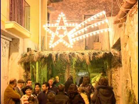 Preview video IL PRESEPE VIVENTE DI CARINI