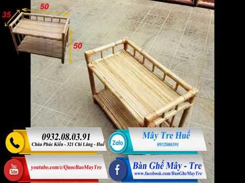 Kệ tre | Bamboo shelves | Kệ bằng tre | Mây Tre 0932080391