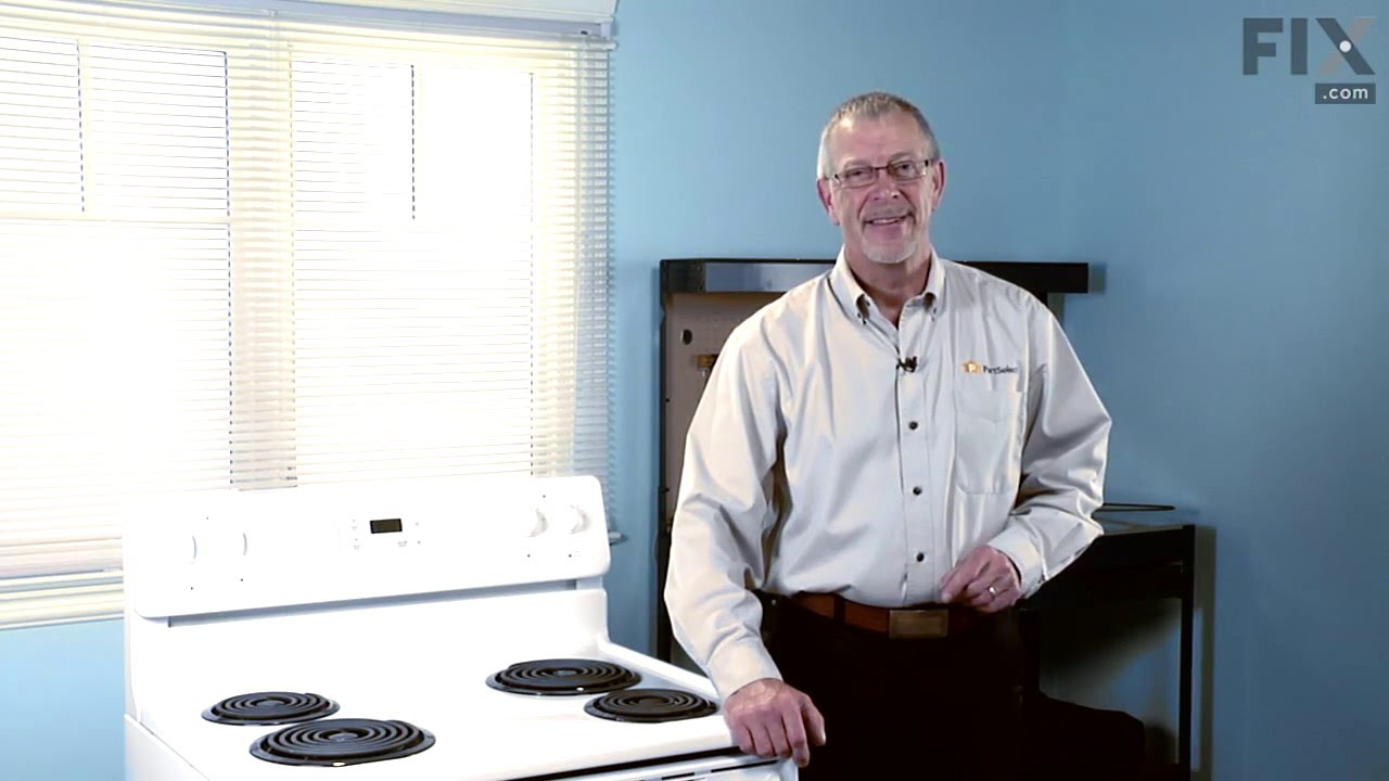 Replacing your Frigidaire Range Rear Drawer Glide