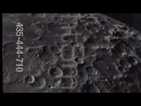 SLOWED Footage Of An ALIEN MOON Covered In GIANT Buildings..  NASA Images 2018HD