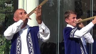 Истиқболи ҳайати бузурги Туркманистон дар Душанбе