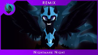 WoodenToaster & Mic the Microphone - Nightmare Night (Jyc Row orchestral remix - Special 1k Subs)