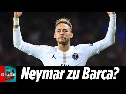 Neymar zurück nach Barcelona? Seine geilsten Skills & Tore im PSG-Trikot!