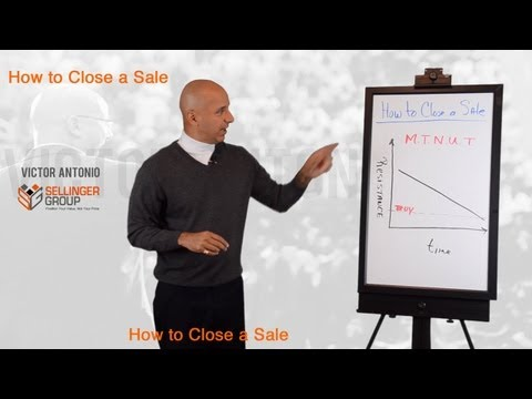 How To Close A Sale - 5 Reasons Clients Don't Buy