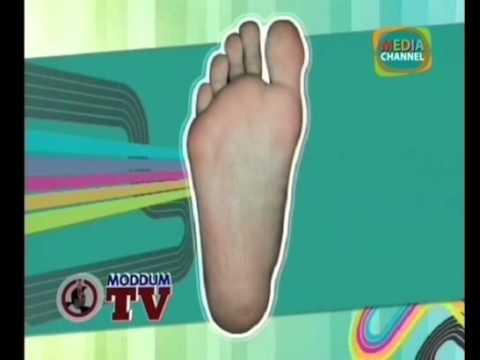 นิ้วเท้า 2 สายพันธุ์