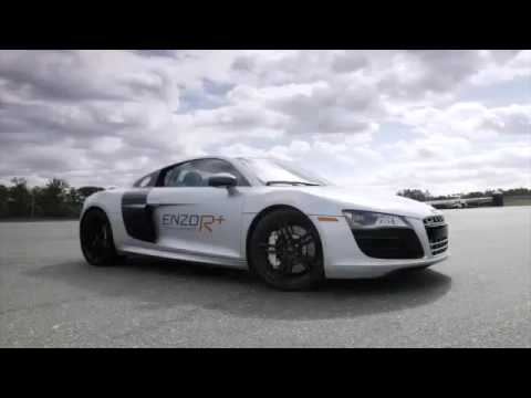 Riding Shotgun with Michelle Rodriguez Episode 3 Audi R8