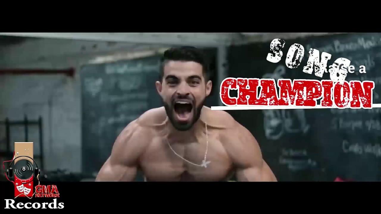 (LYRIC VIDEO) CHAMPION'S SONG BY PSALMDAVID