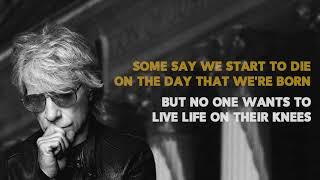 Musik-Video-Miniaturansicht zu Lower The Flag Songtext von Bon Jovi