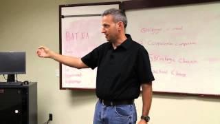 Alternatives and BATNA in Positional Bargaining - Noam Ebner