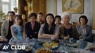 Lulu Wang And The Cast Of The Farewell On Filming Their Most Challenging Scene