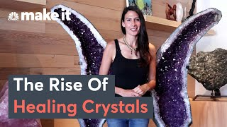 How Crystals Became A Multi-Billion Dollar Industry