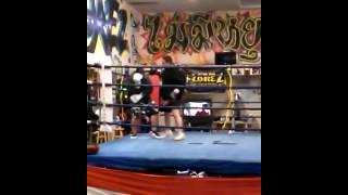 Team Florez Muay Thai