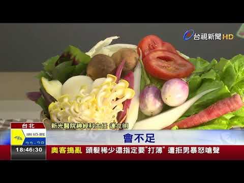 素食者注意!  法國研究:失智症風險增58%