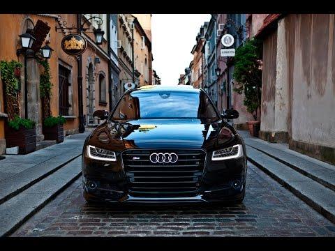 Audi  S8 Седан класса F - рекламное видео 2