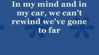 Video Killed the Radio Star Lyrics