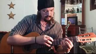 Augusto Abade - ARK Just A Little (Guitar Cover)