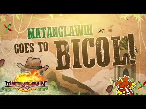 [ABS-CBN]  Matanglawin: Matanglawin goes to Bicol