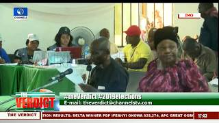 Imo State Governorship Election Result Collation Pt.7 |The Verdict|
