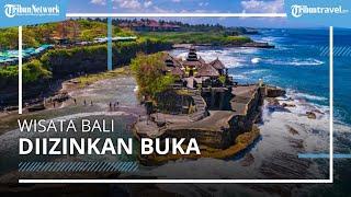 Semua Wisata Bali Diizinkan Buka Selama PPKM Jawa-Bali