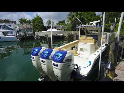 BlackWater 36 Sportfish video