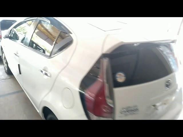 Toyota Aqua S 2015 for Sale in Bahawalpur