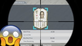 INSANE 250K+ PROFIT ICON SNIPE ON FIFA 20! SNIPING REACTIONS EP 2