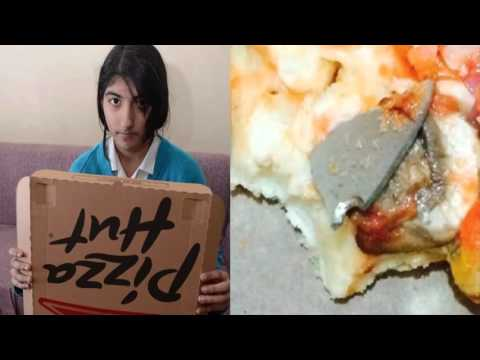 CUCHILLO EN LA PIZZA. La pizza asesina