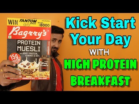 The Best Way To Use Bagrry's Protein Muesli | Can Everyone Use It? | Full Information