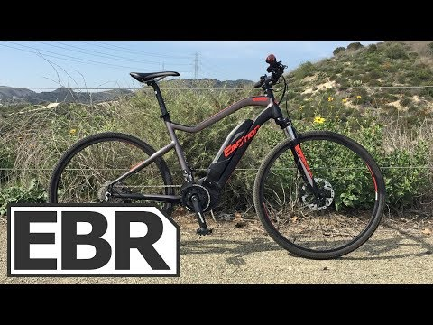 Easy Motion Rebel Cross Lite PW Video Review – $2.8k Electric Bicycle
