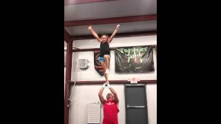 Twister sisters stunting