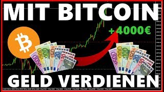 Wie kaufe und verkaufen Sie Bitcoin und verdienen Sie Geld