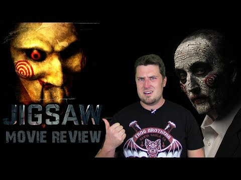 Jigsaw (2017) – Movie Review