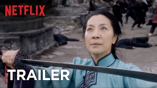 Crouching Tiger, Hidden Dragon: Sword of Destiny - Official Trailer