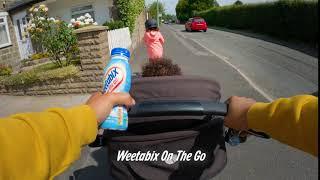 Weetabix On The Go - On the Run Advert
