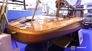2017 Scow FR18 Sailing Boat - Walkaround - 2016 Salon Nautique Paris
