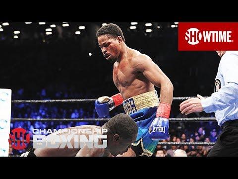 Shawn Porter Defeats Andre Berto via 9th Round TKO | SHOWTIME CHAMPIONSHIP BOXING