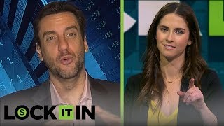 Clay Travis is betting on Los Angeles over New England and thinks Gronk may retire | LOCK IT IN