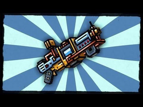PROBANDO RIFLE DE AGUA EN PIXEL GUN 3D | Pixel Gun 3D | enriquemovie