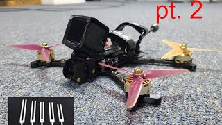 Tuning Fork Chronicles pt. 2 | Dynamic PWM #StickCam #FPVFreestyle