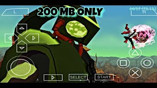 ppsspp games download for android ben 10 protector of earth