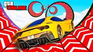 НА СПИДОМЕТРЕ 999.99 км\ч - САМАЯ БЫСТРАЯ ИТАЛЬЯНСКАЯ Ferrari НА СУПЕР КУБКЕ В ГТА 5 ОНЛАЙН