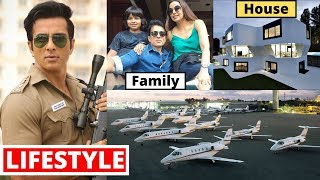Sonu sood Lifestyle 2020, Wife, Salary, Son, House, Cars, Biography, Net Worth, Family, Help & Income