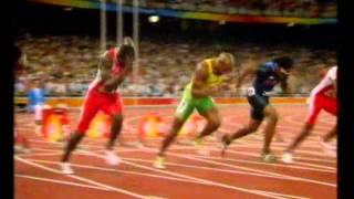 Usain Bolt's Bio Mechanics explained by Michael Johnson