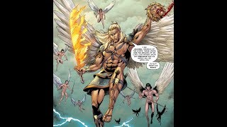 Asgard and Olympus vs Heaven