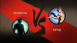 Shadow Fight 2 : Tutorial and First Fight HD