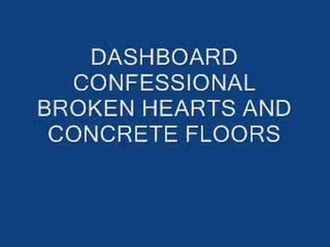Música Broken Hearts and Concrete Floors