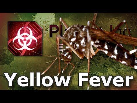 Plague Inc: Custom Scenarios - Yellow Fever