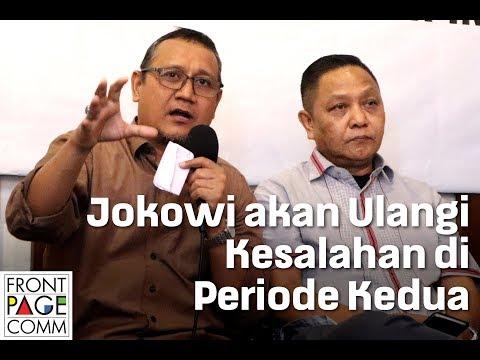 Jokowi akan Ulangi Kesalahan di Periode Kedua